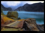 Coloring Ijen
