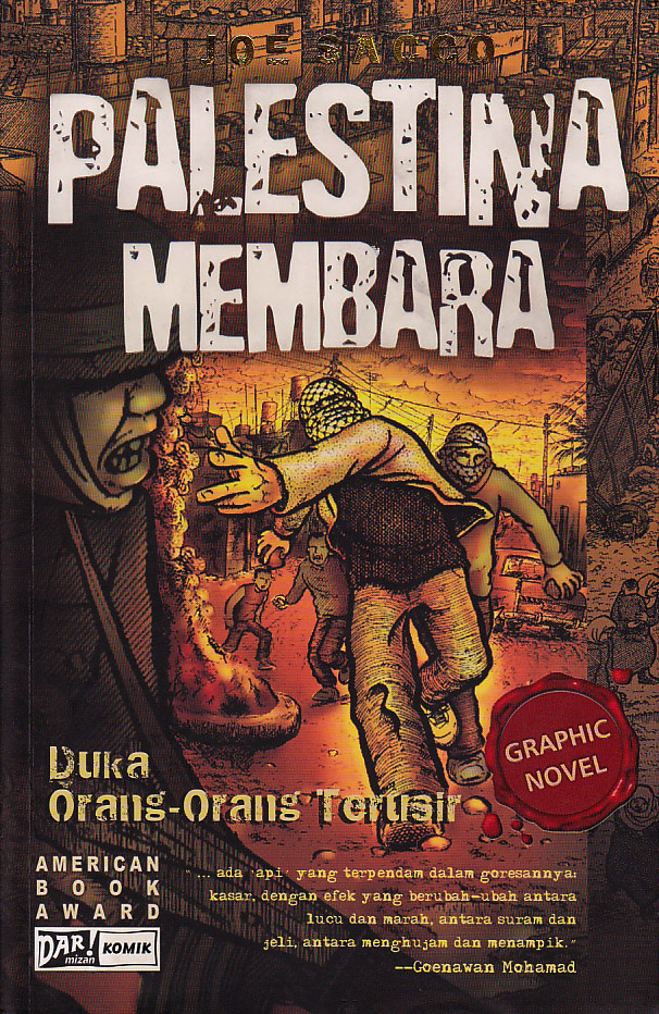 Palestina Membara