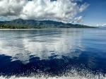"""""""Lautnya licin wushhh... kayak minyak"""" kata orang Ambon. [taken from Lenovo P780]"""