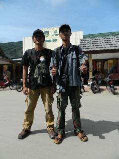 Nurdin and I